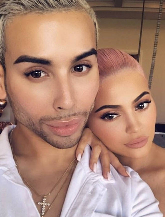 Kylie Jenner bought Ariel Tejada a diamond ring for his birthday