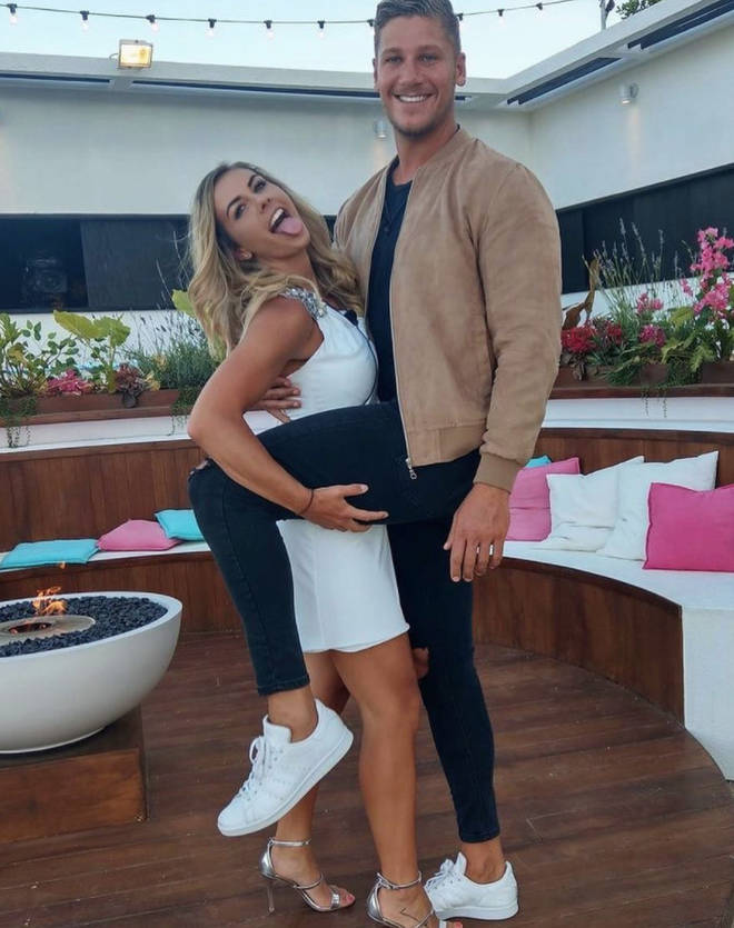 Shelby and Dom split shortly after Love Island