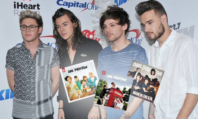 What's your favourite One Direction album?