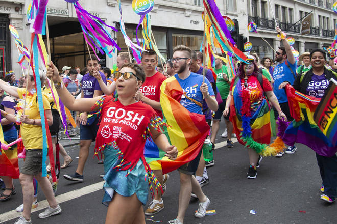 Pride month celebrations take place around the world in June