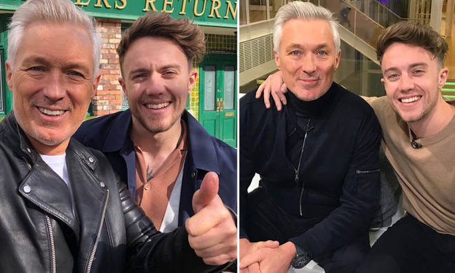 Roman has teamed up with his dad for a brand new ITV show.