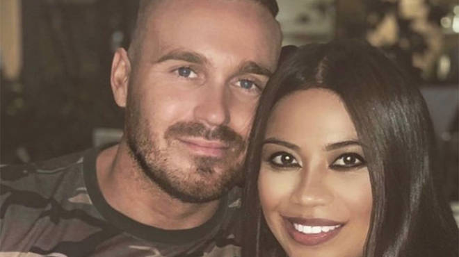 Love Island's Eden Dally has an on and off relationship with Cyrell