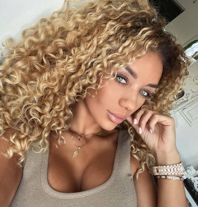 Jena Frumes is an Instagram model.
