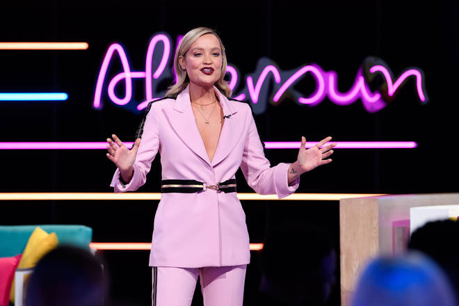 Laura Whitmore is the new host of Love Island