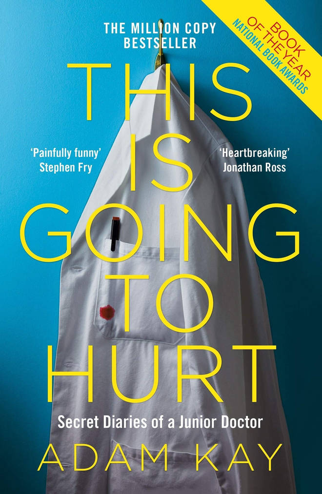 This is Going to Hurt was originally a book