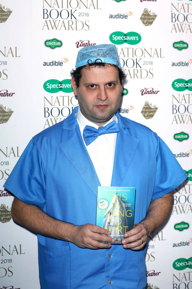 Adam Kay is producing the TV adaption of his book