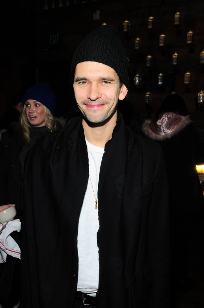 Ben Whishaw has previously starred in James Bond films