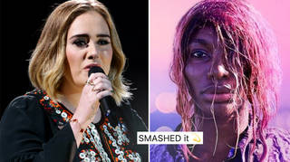 Adele has been praising 'I May Destroy You' on Instagram.