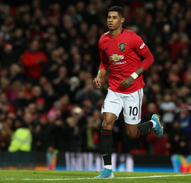 Marcus Rashford recalled his own experience of free school meals in his campaign