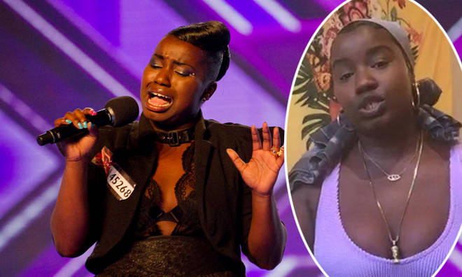 Misha B's accusations are being investigated by X Factor