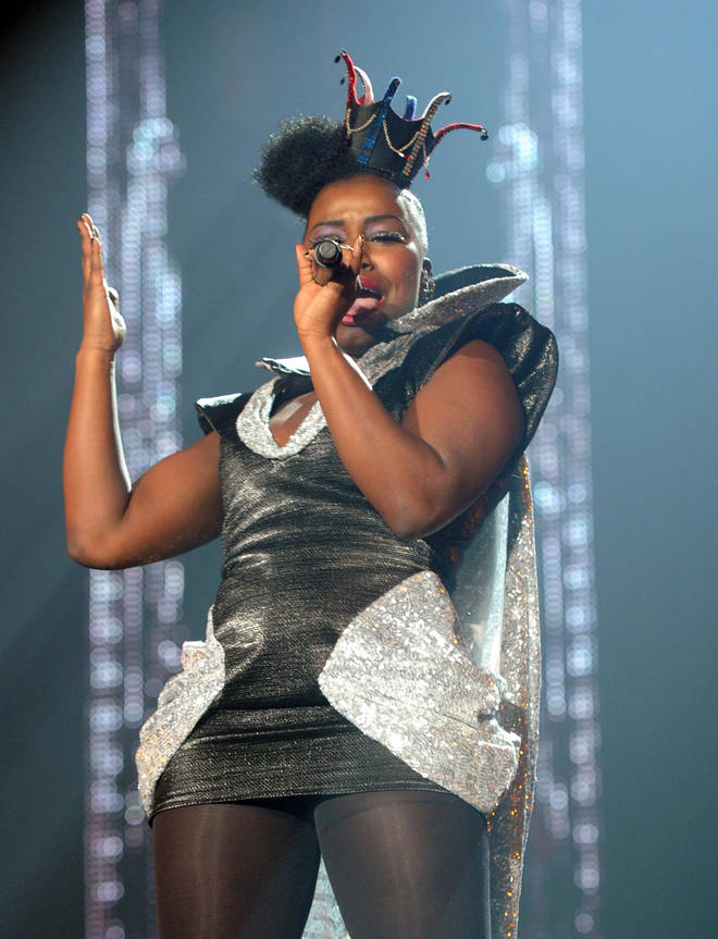 Misha B has accused the X Factor of making her part of a bullying 'storyline'