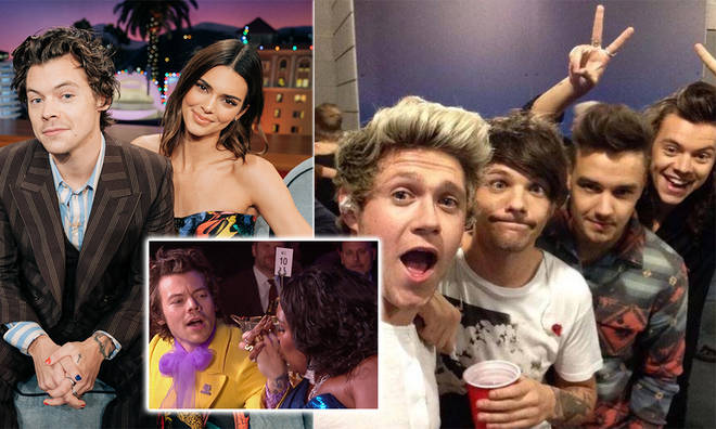 Harry Styles has made friendly connections with a lot of stars