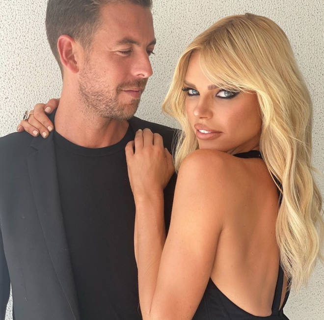 Sophie Monk and boyfriend Joshua Gross