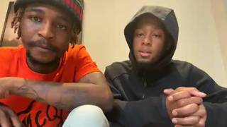 Young T & Bugsey spoke about the importance of the #BlackLivesMatter movement