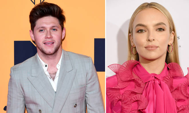 Niall Horan replied to fans claiming Jodie Comer is his girlfriend
