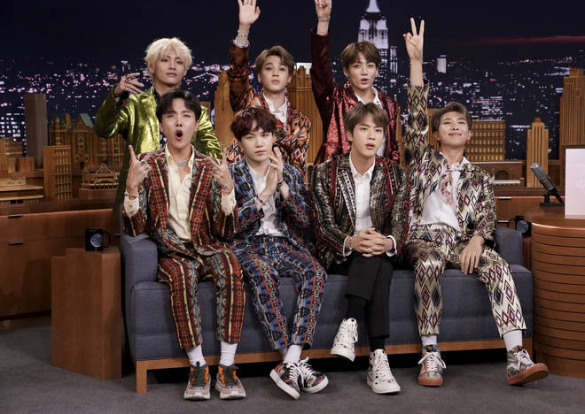 BTS signed another seven year deal with BigHit in 2018