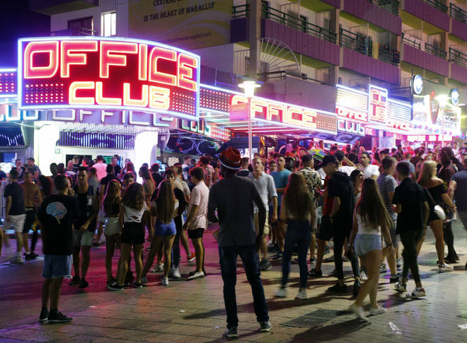 Nightclubs in the Balearic Islands will be shut for the first time in history