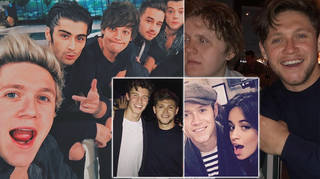 Niall Horan has made connections with a lot of stars