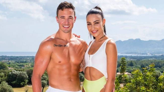 Love Island Australia season one winners Tayla and Grant