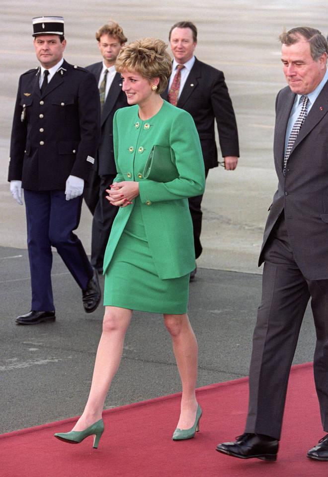 Princess Diana passed away in 1997.