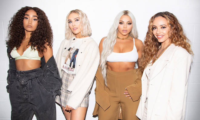Little Mix's The Search was postponed because of coronavirus