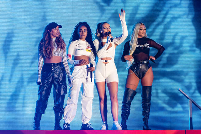 The winner of The Search would have joined Little Mix on their tour