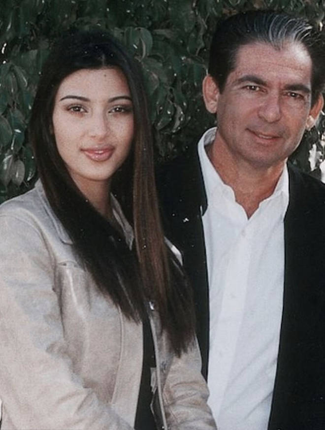 Kim Kardashian's dad Robert was a famous attorney