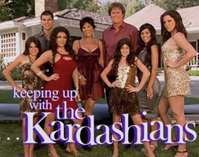 The first season of KUWTK came out in 2007