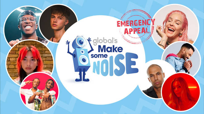 Join Capital for Make Some Noise Day