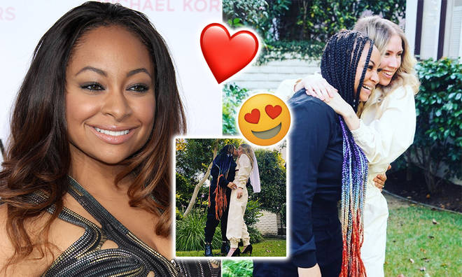Raven-Symoné married Miranda Pearman-Maday in LA
