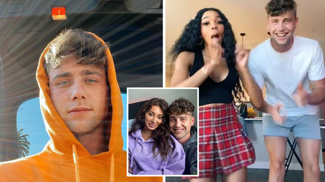 Harry Jowsey showed no signs of heartache as he danced with Teala Dunn