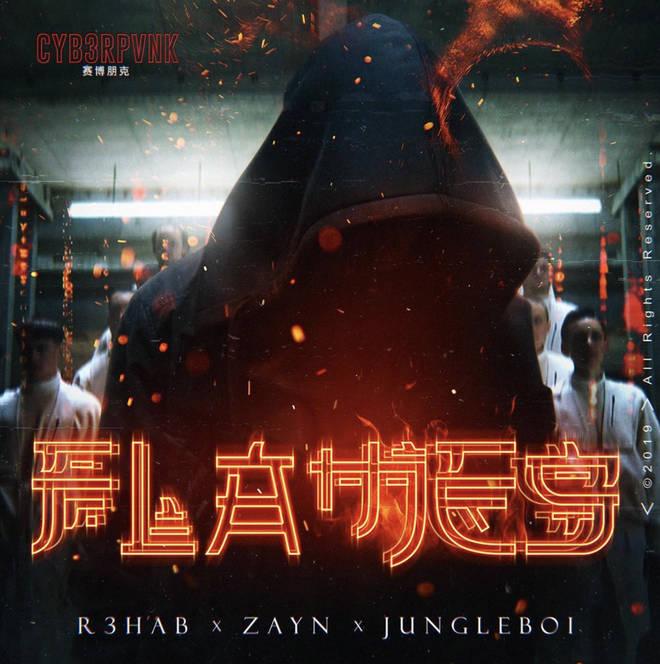 Zayn's last released single was 'Flames'