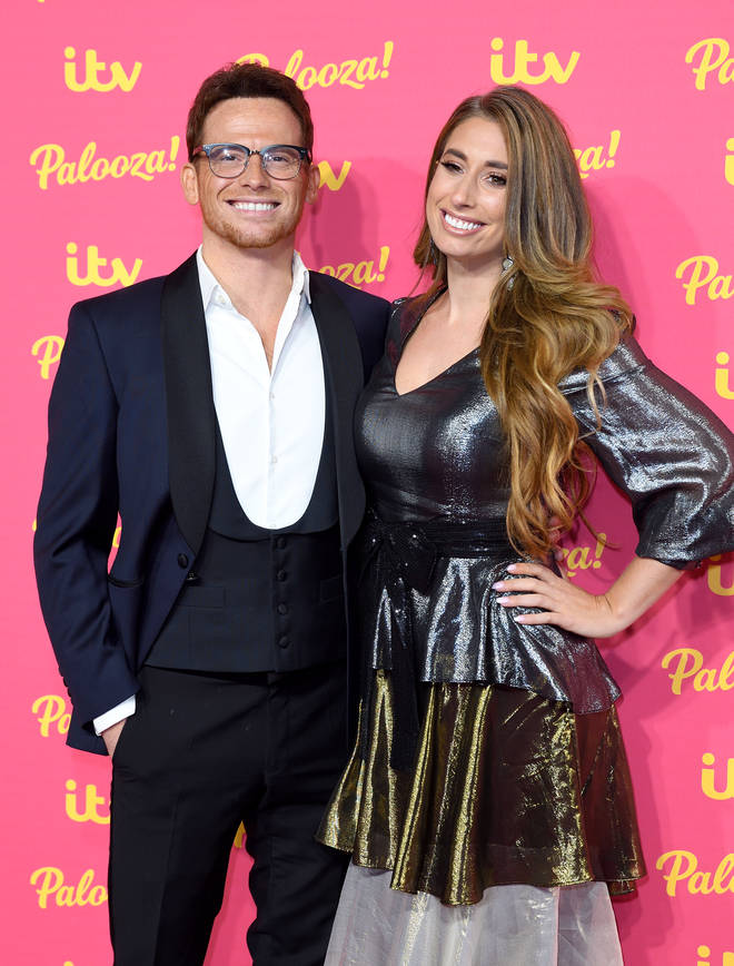 Stacey Solomon and Joe Swash have been together nearly five years