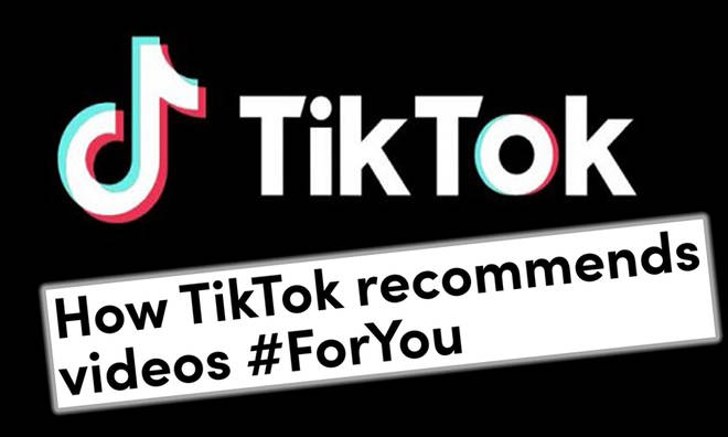 TikTok reveals how it recommends video for each user