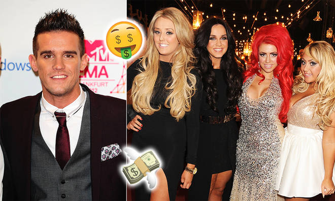 The Geordie Shore stars have a huge combined net worth