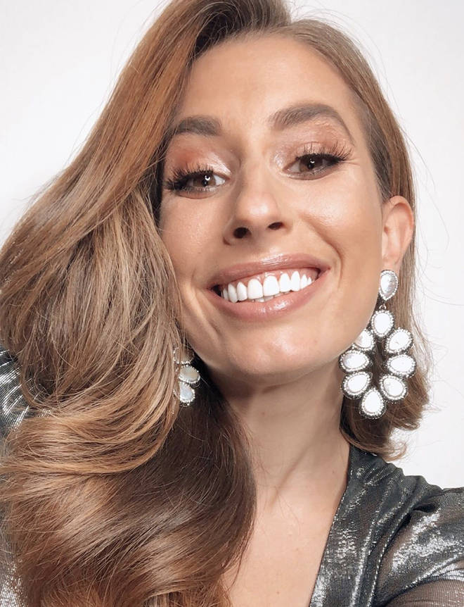 Stacey Solomon rose to fame on the X Factor