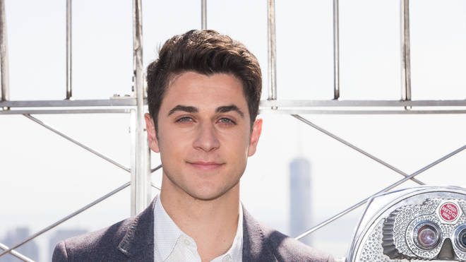 David Henrie Visits The Empire State Building