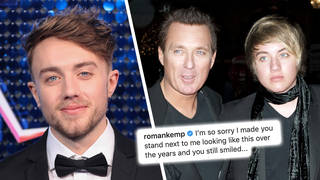 Roman Kemp shares throwback photo on Father's Day