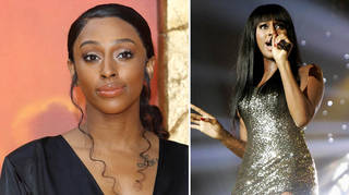 Alexandra Burke has opened up about racism in the music industry