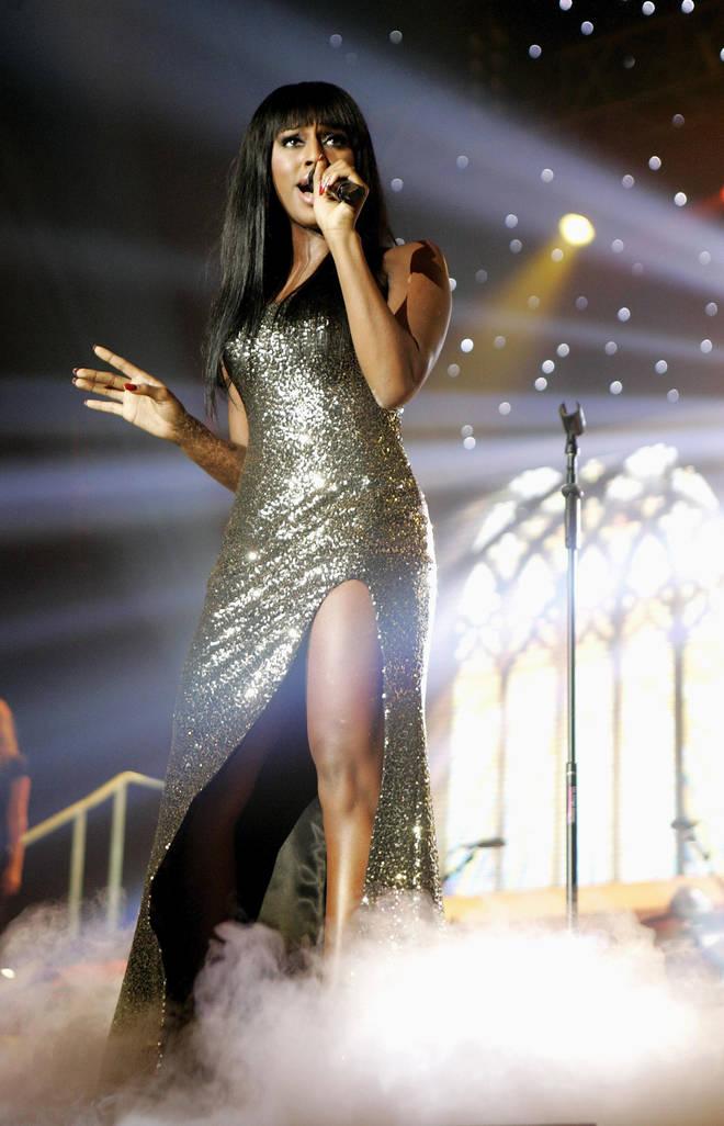 Alexandra Burke won X Factor in 2008