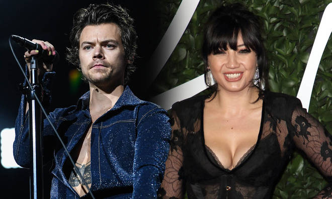Harry Styles briefly dated in 2013 and 2014