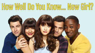 Take our New Girl trivia quiz