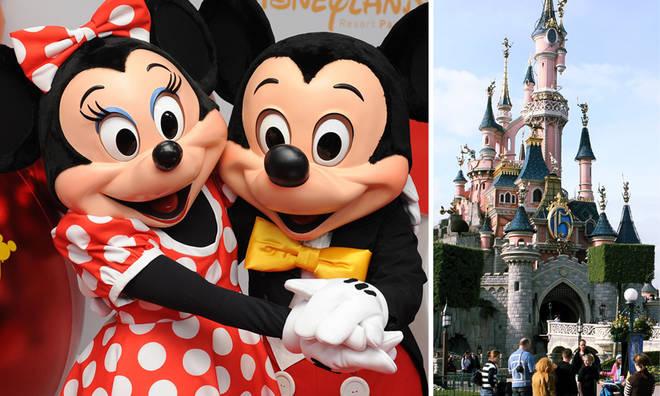 Disneyland Paris will reopen next month.