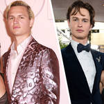 Ansel Elgort and his high school girlfriend Violetta Komyshan
