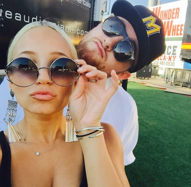 Mac Miller's ex, Nomi Leasure, posted a touching tribute.