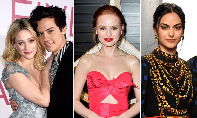 Camila Mendes and Madelaine Petsch have supported their Riverdale co-stars