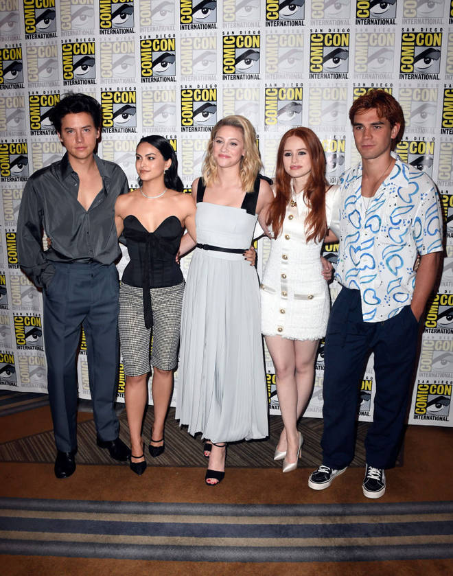 Four of the Riverdale cast were accused of sexual assault