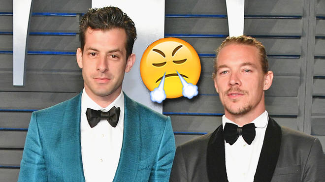 Mark Ronson Reveals His Fights With Diplo Whilst Making Silk City Songs