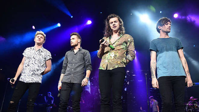 Each of the One Direction boys have tattoos