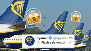 Flight companies sell seats for less than a tenner for July flights